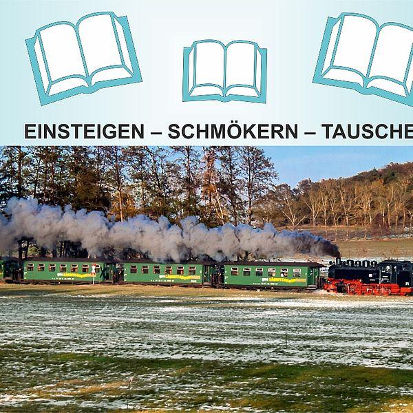 Dampfeisenbahn zum Winterausklang